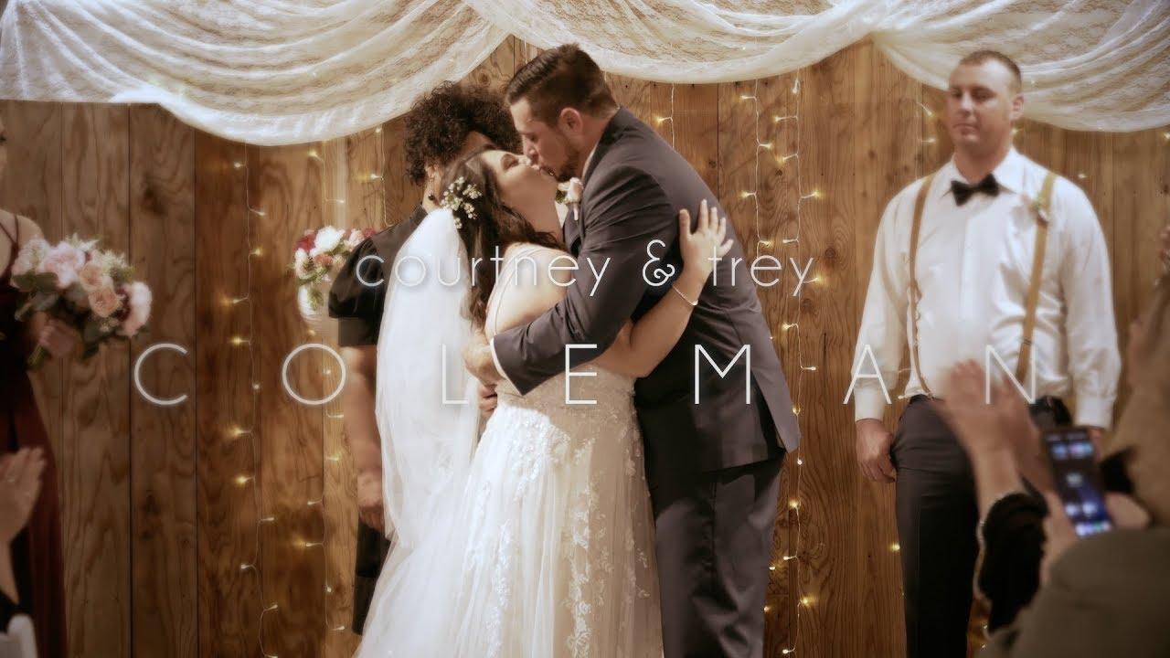 Coleman Wedding | 11 November 2018 | Clifton, TX