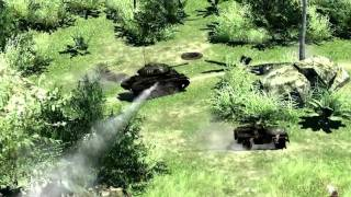 Men of War Vietnam - PC - official video game preview trailer HD