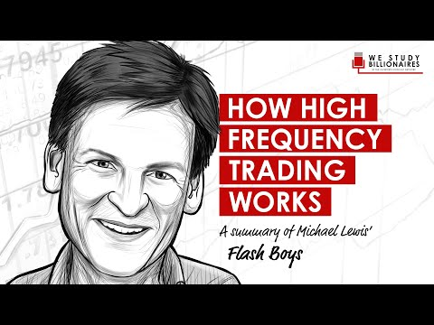 TIP019: How High Frequency Trading Works - by Michael Lewis