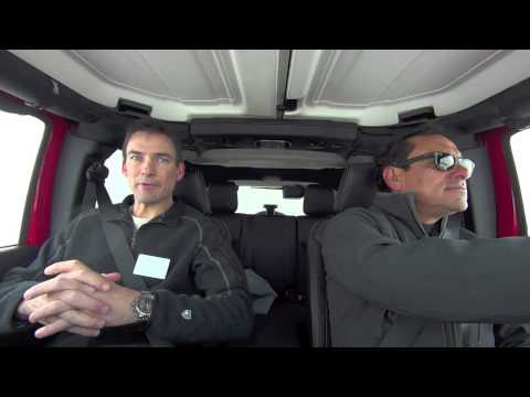 FIAT Chrysler Automobiles Winter Drive with Engineer Rich Silbert