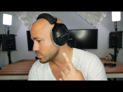 Meine Kopfhörer - Studio & Alltag (Erfahrungsberichte / Technik)