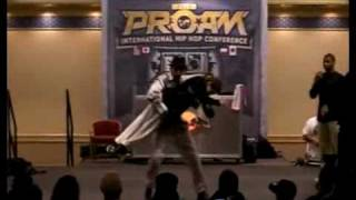 Pro-Am Las Vegas, Duo Popping Final: Toshi & Gizmo vs Hassan & Kyle