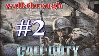 Call Of Duty Walkthrough[Thai] #2 By Max Dutor