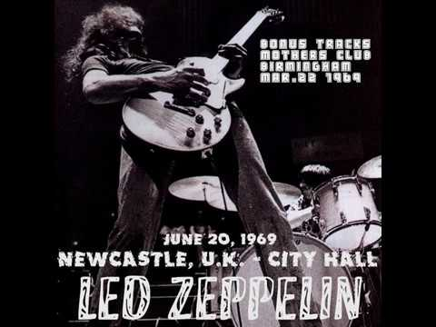 How Many More Times - Led Zeppelin (live Newcastle 1969-06-20)