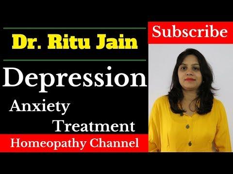 Homeopathic Treatment For Depression and Anxiety - घबराहट का इलाज इन हिंदी