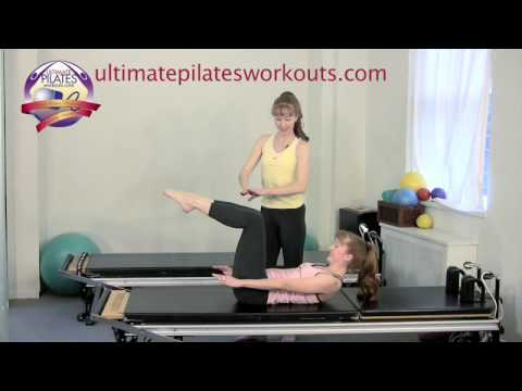 Pilates Workout Exercise: Hundreds with Beats (Pilates on Fifth Video Podcast)