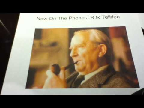 JRR Tolkien Interview
