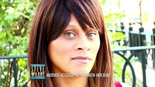 STEVE WILKOS ~ SHE IS SLEEPING WITH HER SON !  (December 11, 2017) thumbnail