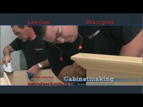 Cabinetmaking Training @ North American Trade Schools