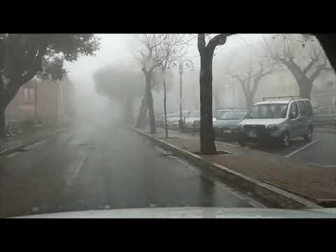 MALTEMPO IN CALABRIA | IL VIDEO