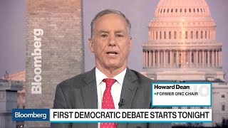 Ex-DNC Chair Dean Previews the First Democratic Presidential Debate