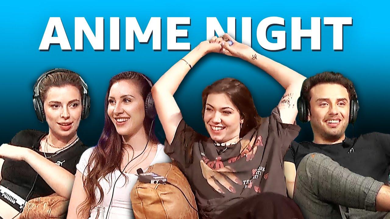 Anime Night mit Shurjoka Kurono Gnu & Reved