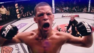Nate Diaz-From the streets to the elite-2016