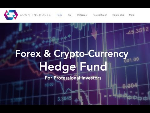 CountingHouse Hedge Fund ICO - Review