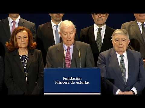 Alma Guillermoprieto, Premio Princesa de Asturias de Comunicación y Humanidades 2018.