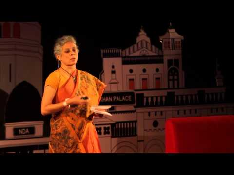 Falling in love with maths and science: Sujatha Ramdorai at TEDxPune