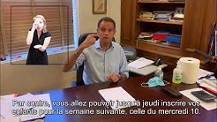 Communication de Cyril Meunier, maire de Lattes - vendredi 29 mai