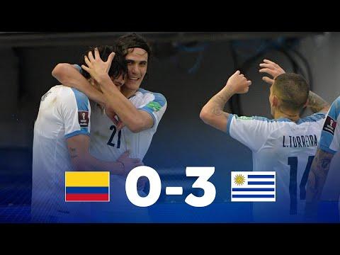 Eliminatorias | Colombia vs Uruguay | Fecha 3