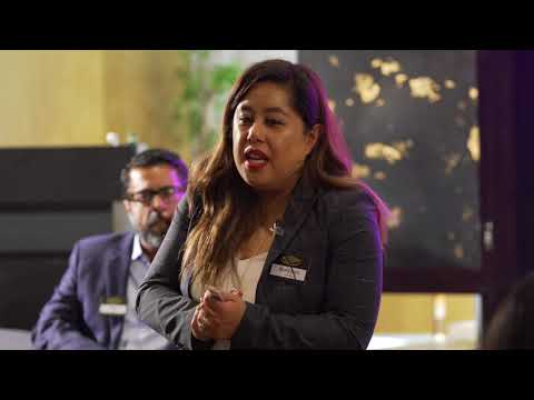 Leadership Breakfast with Hitachi's Mary Ann Gallo | Dubai