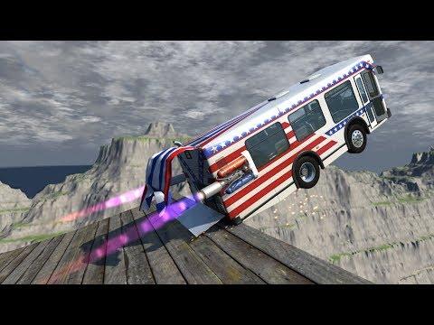 BeamNG.drive - stubby bus