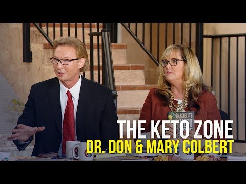 The Keto Zone - Dr. Don Colbert
