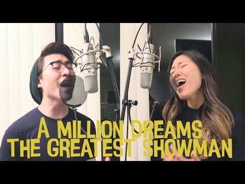 A Million Dreams from The Greatest Showman Soundtrack Vocal Cover by You'll & Jinnie