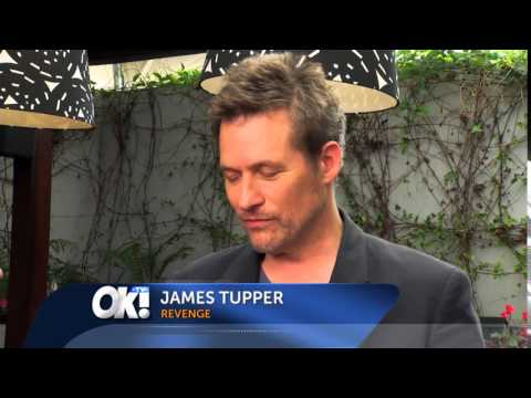 Revenge Star James Tupper on New Season