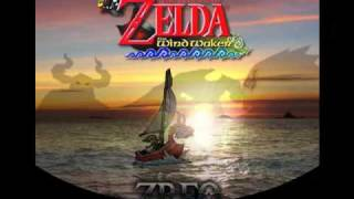 ZREO: The Wind Waker - The Great Sea / Ocean