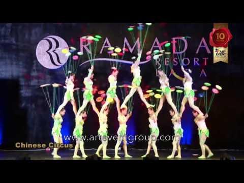 Chinese Circus Variety 2017