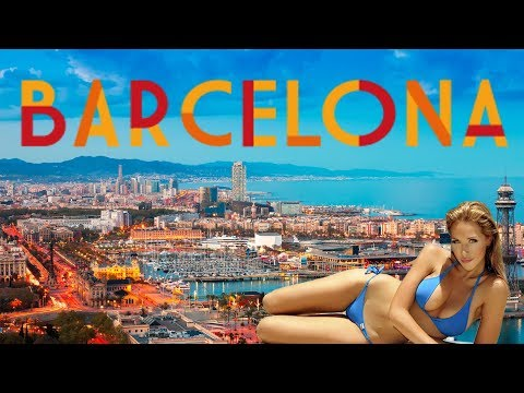 3 Tage in Barcelona /3 Days Sightseeing in Barcelona - Capital of Catalonia / Spain