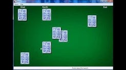 Windows Hearts game