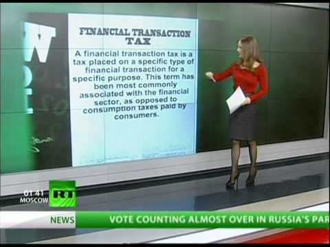 Word of the Day: Financial Transaction Tax  (FTT)