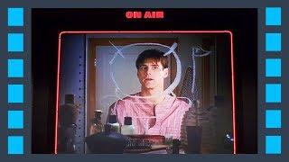 """Шоу Трумана - Сцена 6/7 """"Кривляние перед зеркалом"""" (1998) HD"""