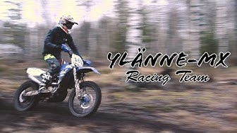 Ylänne MX - First Training Of The Year