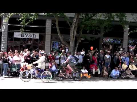 Fremont solstice parade 2009 part 2