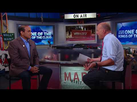 VMware COO: Boosting Agility with Software | Mad Money | CNBC