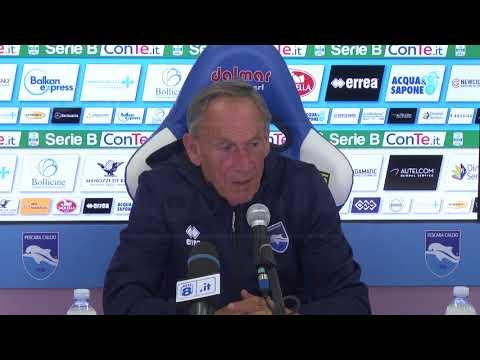 Pescara - Cittadella 1-2: Zdeněk Zeman