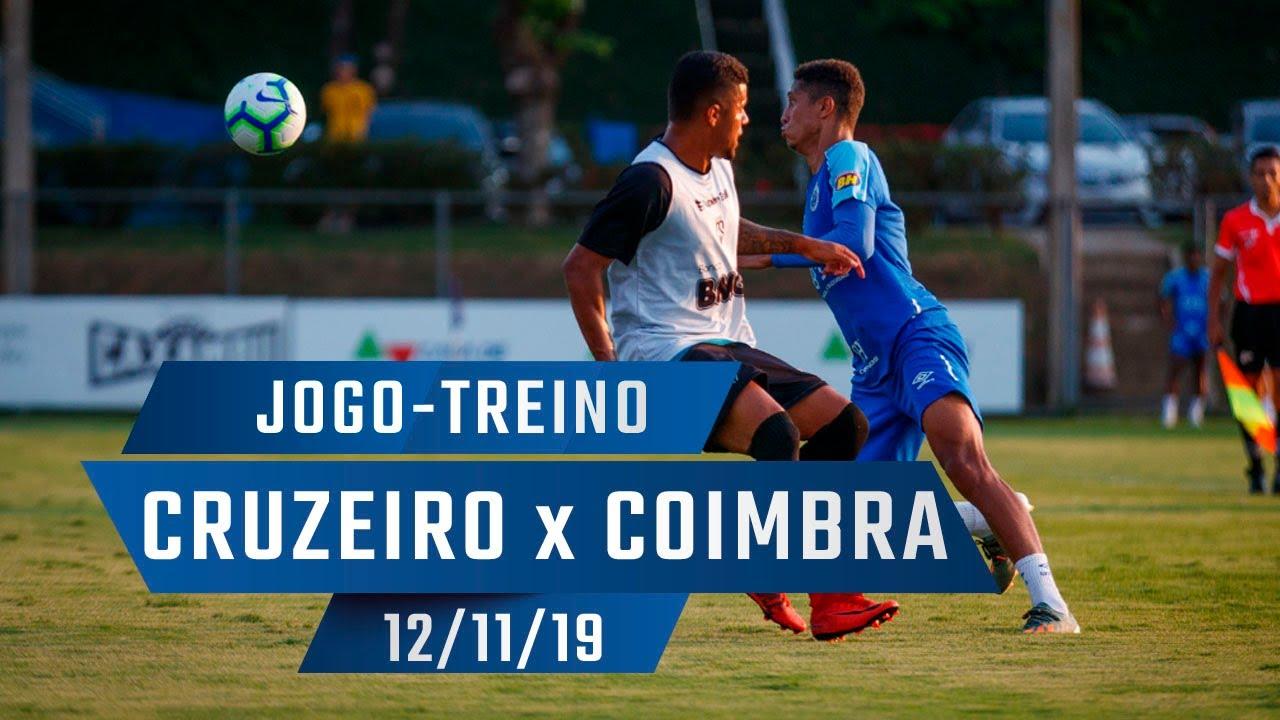 12 11 2019 Jogo Treino Cruzeiro 1 X 1 Coimbra Youtube