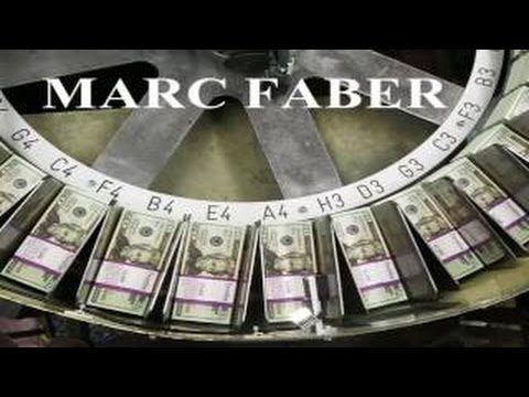 Marc Faber Discusses FED, Negative İnterest Rate, Asian Nations, War On Cash, China Credit