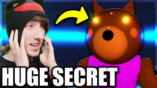 NOBODY GUESSED THIS HUGE SECRET.. (Roblox Piggy)