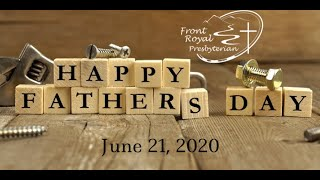 FRPC- Father's Day 2020