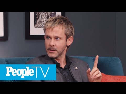 '100 Code' Star Dominic Monaghan Shows Off His New York Accent | PeopleTV