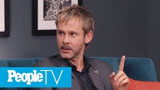 '100 Code' Star Dominic Monaghan Shows Off His New York Accent   PeopleTV thumbnail