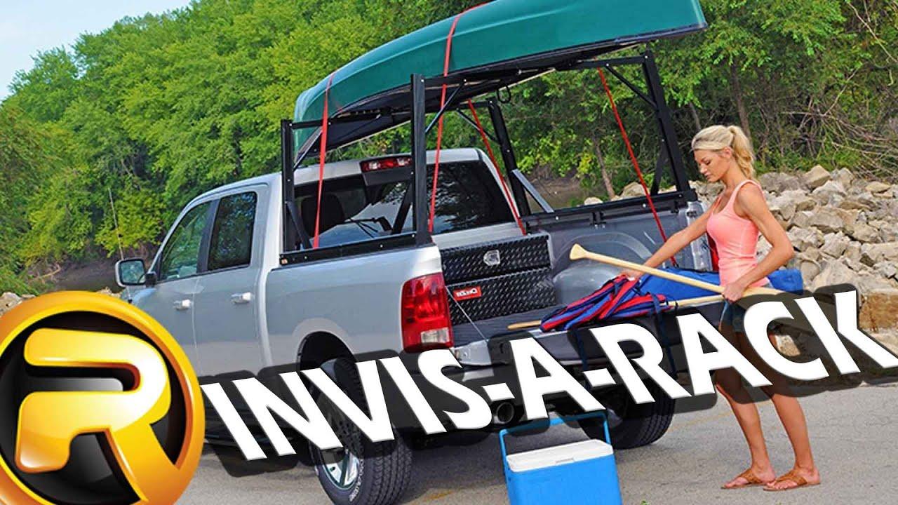 dee zee invis a rack truck rack