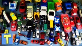 ? Машинки Много машинок Игрушки для мальчиков - ??????? ??? , ???