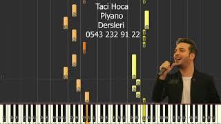 Piyano Dersleri - Beni iyi sanıyorlar ( Oğuzhan Koç ) : Taci Hoca - 0543 232 91 22