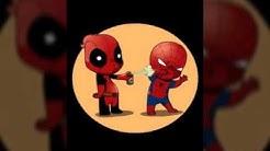 Coole Superhelden Bilder!