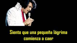 ELVIS PRESLEY - It ain´t no big thing ( con subtitulos en español )  BEST SOUND