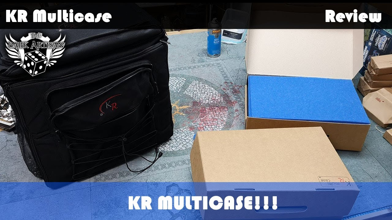Kr Multicase Review And Prize Support Youtube The kr philosophy is soft foam for the models and hard cases for the soft foam ! kr multicase review and prize support