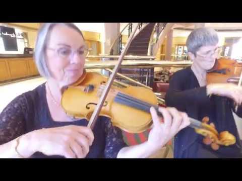 Bow Belles String Quartet at Mickleover Court Hotel   At Last